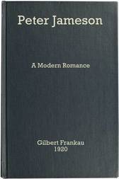 Peter Jameson A Modern Romance