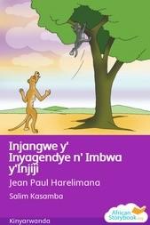 Injangwe y'inyaryenge n'imbwa y'injiji