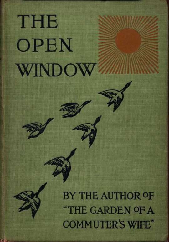 The Open Window Tales of the Months