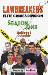 Lawbreakers Elite Crimes Division Season One Episode 1