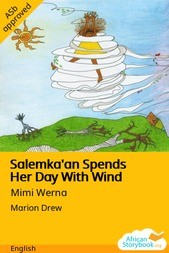 Salemka'an Spends Her Day With Wind