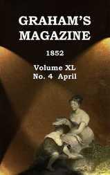 Graham's Magazine, Vol. XL, No. 4, April 1852