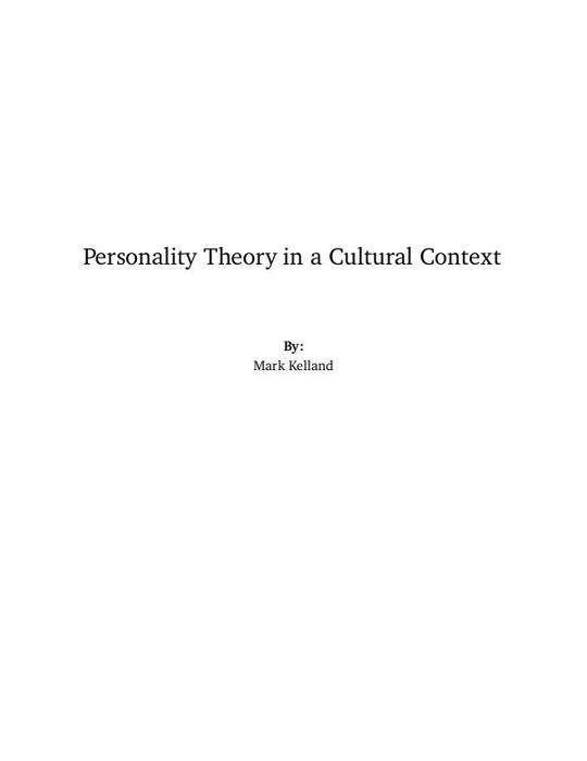 personality-theory-in-a-cultural-context-1.1