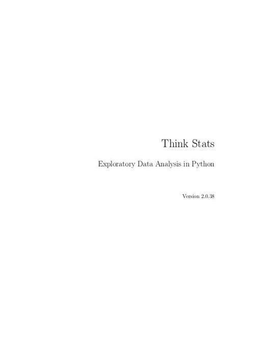 thinkstats2