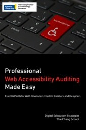 Professional Web Accessibility Auditing Made Easy