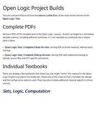 Open_Logic_Project_Builds