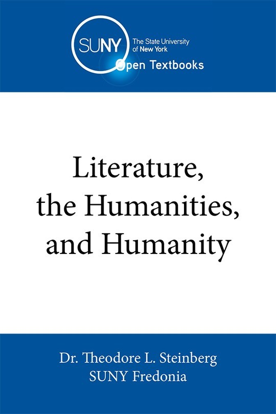 Literature, the Humanities, and Humanity
