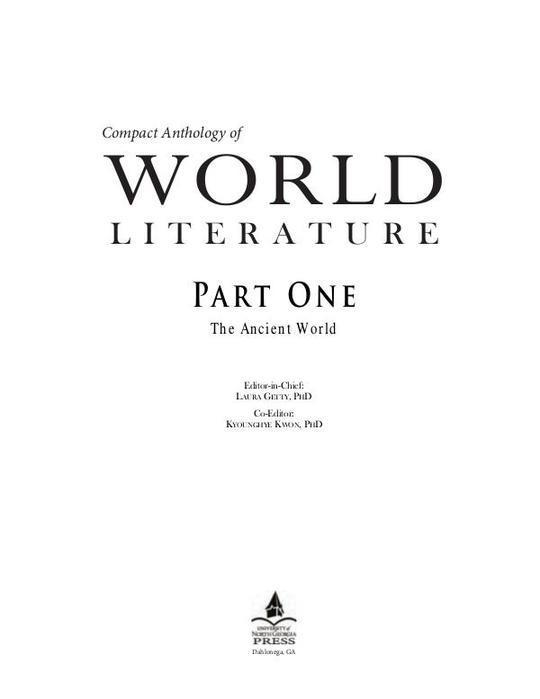 Compact_Anthology_of_World_Literature-Part_1