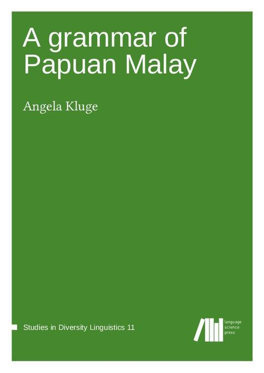 A grammar of Papuan Malay