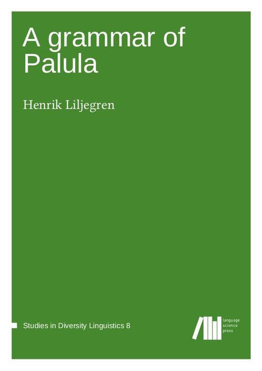 A grammar of Palula
