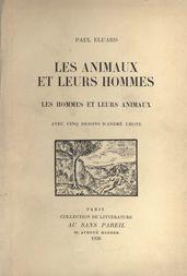 Les animaux et leurs hommes: Les hommes et leurs animaux