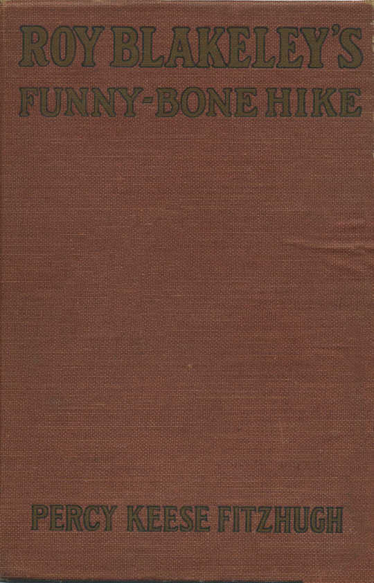 Roy Blakeley's Funny-bone Hike