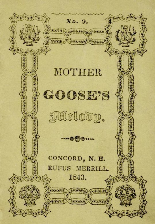 Mother Goose's Melody