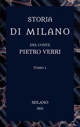 Storia di Milano vol. 1