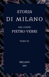 Storia di Milano vol. 3