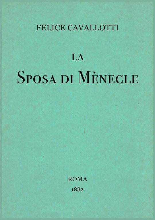 La sposa di Mènecle
