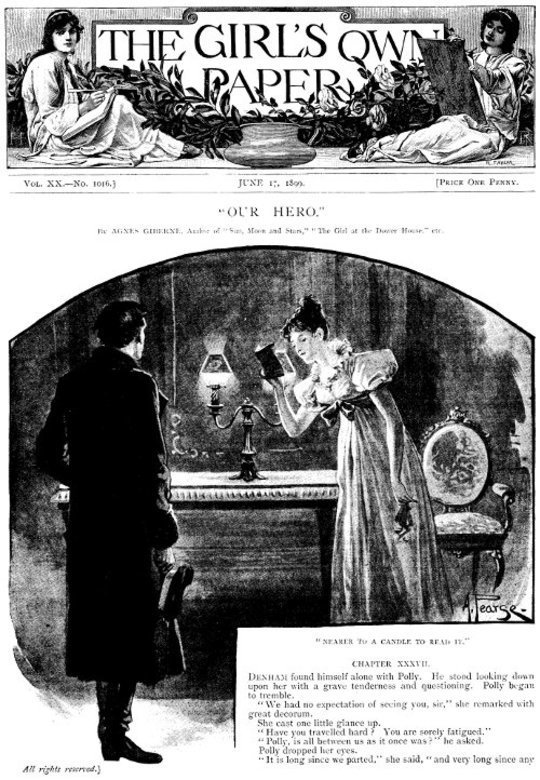 The Girl's Own Paper, Vol. XX, No. 1016, June 17, 1899