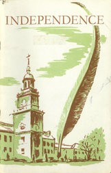 Independence National Historical Park, Philadelphia, Pa. National Park Service Historical Handbook Series No. 17