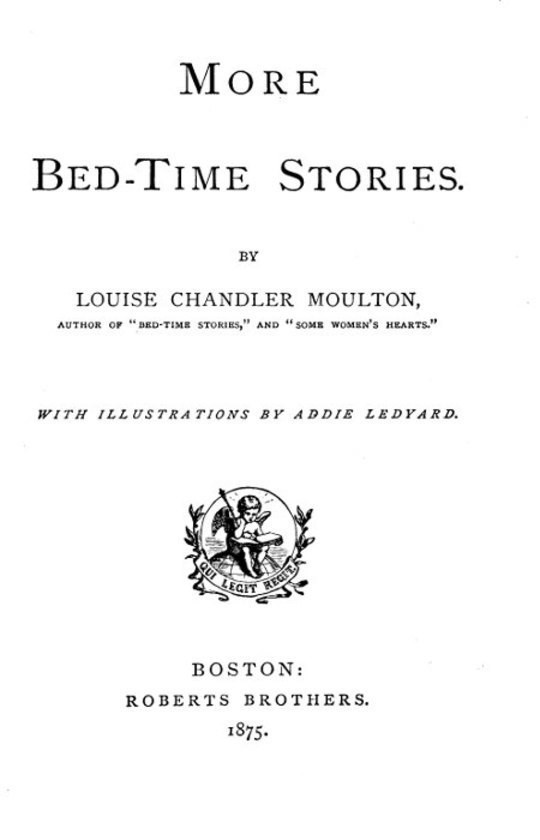 More Bed-Time Stories