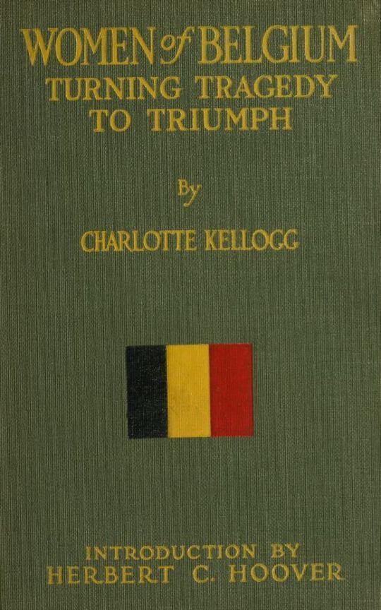 Women of Belgium Turning Tragedy to Triumph