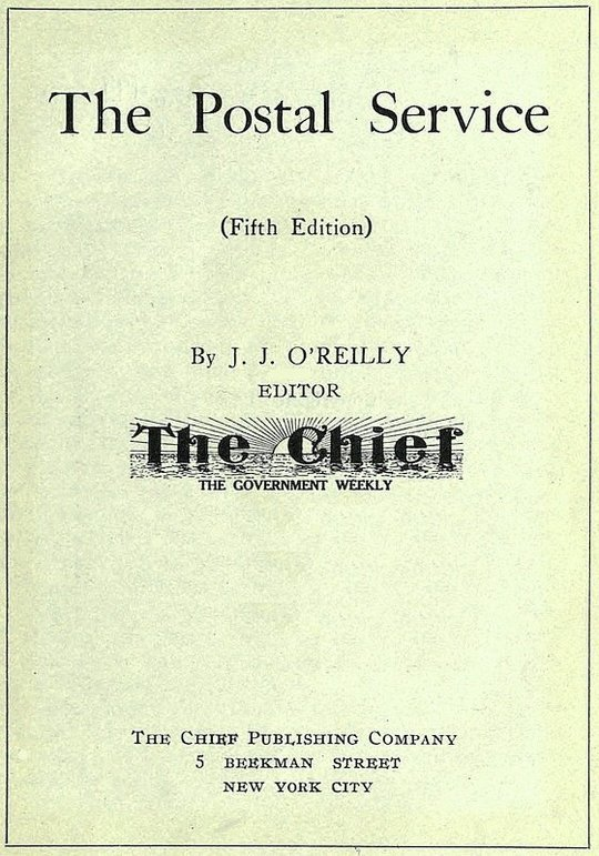 The Postal Service (Fifth Edition)
