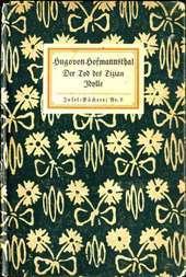 Der Tod des Tizian / Idylle Zwei Dichtungen