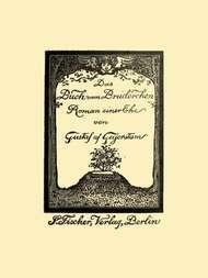 Das Buch vom Brüderchen Roman einer Ehe
