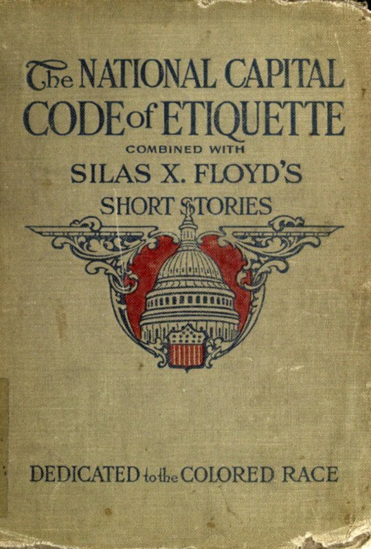 Silas X. Floyd's Short Stories for Colored People Both Old and Young