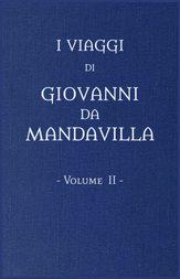 I viaggi di Gio. da Mandavilla, vol. 2