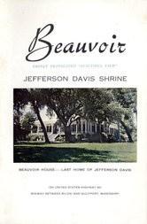 Beauvoir: Jefferson Davis Shrine