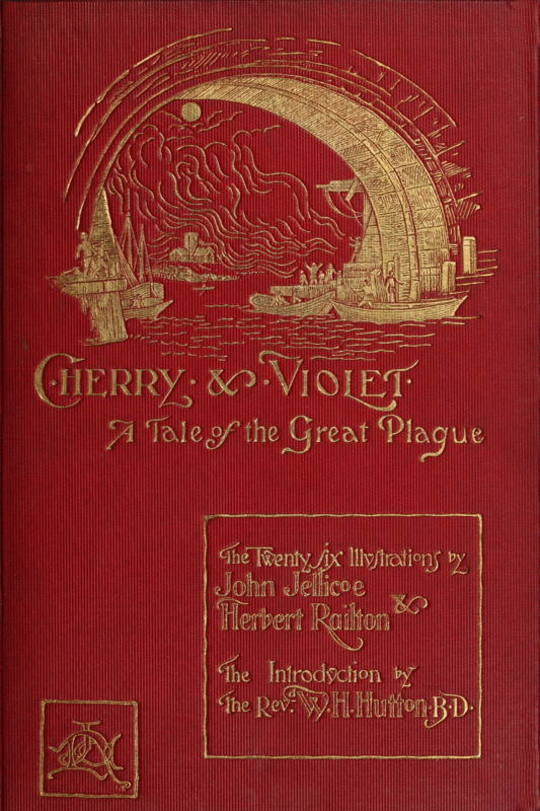 Cherry & Violet A Tale of the Great Plague