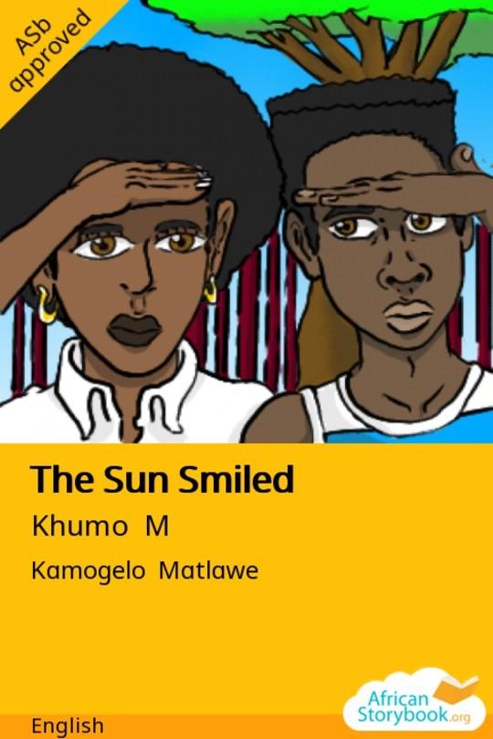 The Sun Smiled