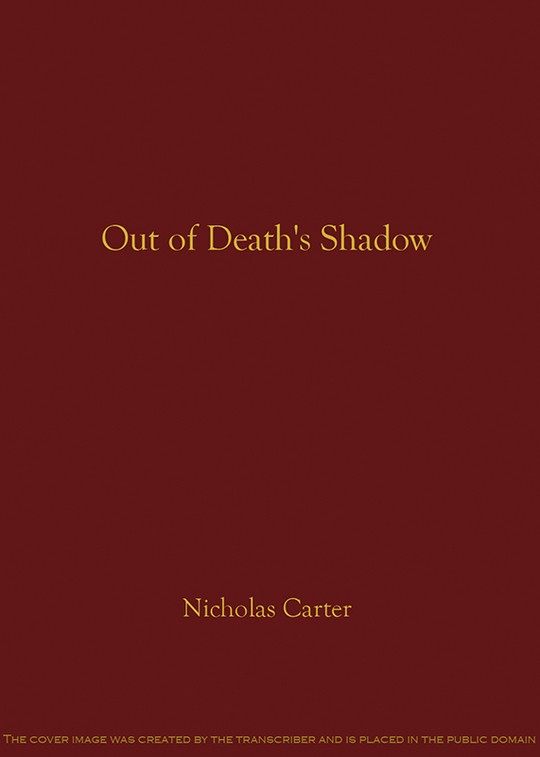 Out of Death's Shadow A Case Without a Precedent