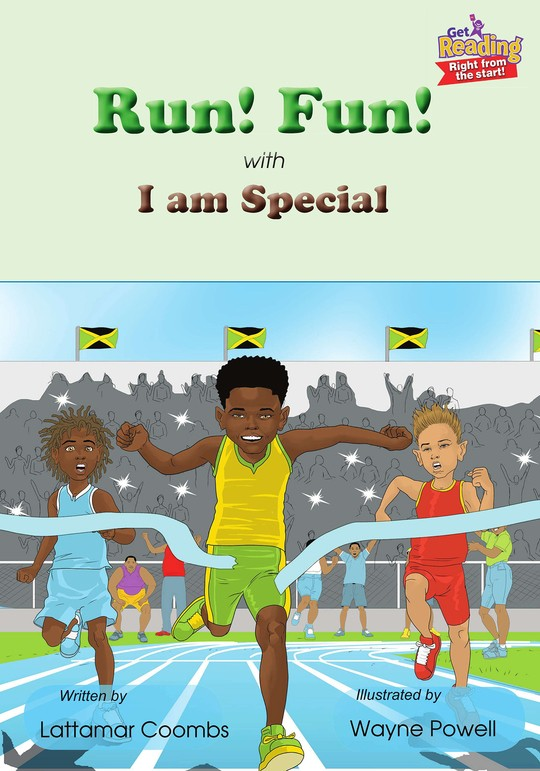 Run! Fun! with I am Special