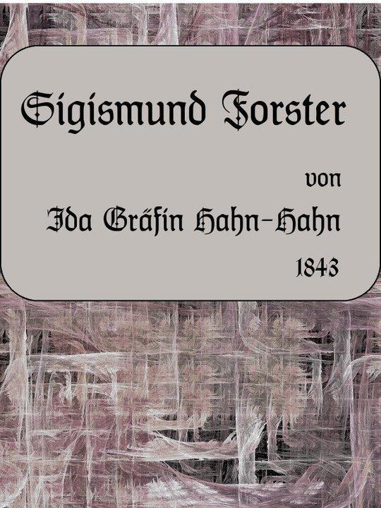 Sigismund Forster