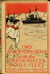 Two American Boys with the Dardanelles Battle Fleet