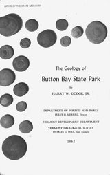 The Geology of Button Bay State Park