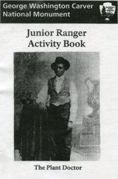 George Washington Carver National Monument Junior Ranger Activity Book (Plant Doctor)