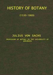 History of Botany (1530-1860)