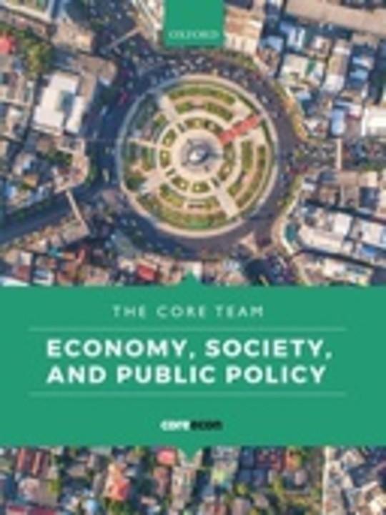 Economy, Society and Public Policy
