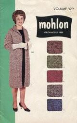 Mohlon Acrylic Fiber #B22: Easy-to-make Fashions / Knit/Crochet