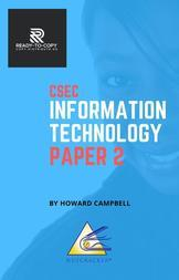 CSEC Information Technology Paper 2 (Ready-to-Copy Series)