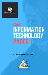 CSEC Information Technology Paper 1 (Ready-to-Copy Series)