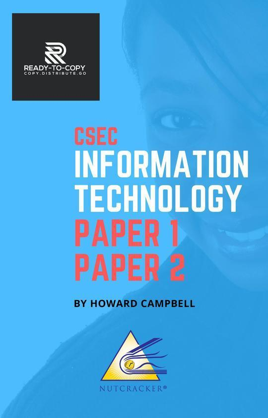 CSEC Information Technology Papers 1+2  (Ready-to-Copy Series)