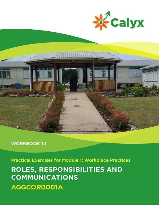 Roles, Responsibilities and Communications