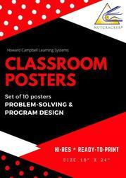 Classroom Posters: Program Design & Problem-solving