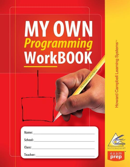 My Own Programming Workbook