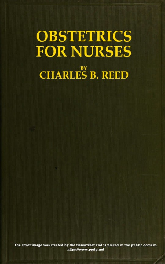 Obstetrics for Nurses