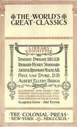 History of English Literature Volume 3 (of 3)