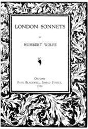 London Sonnets